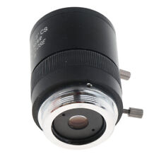 "1/3"" 3.5-8mm F1.4, 1/3"" CS Manual Zoom CCTV Lens for Industrial CCTV Camera"