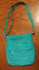 Baggallini Special Edition Town Bagg teal crossbody purse