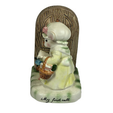 Avon Award Precious Moments Collection My First Call Vintage 1980