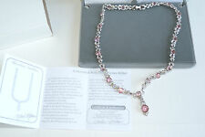 Nolan Miller Glamour Collection Crystal Roxanne Necklace NEW Rare