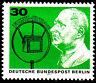 Berlin 456 aus Block 4 postfrisch Briefmarke Jahrgang 1973