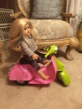 Ogg Scooter For An 18� Doll