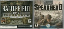 Medal of Honor: Allied Assault -Spearhead Expansion Pack (PC, 2002)