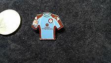1. FCK Kaiserslautern  Trikot Pin 2005/2006 Away Deutsche Vermögensberatung hell