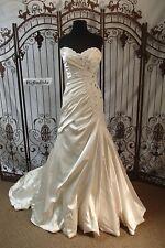 NC10 SOFIA TOLLI SZ 6 IVORY $1450   FORMAL BEAUTIFUL GOWN DRESS
