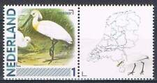 Persoonlijke zegel Vogels / Birds MNH 2791-Aa-38 + Tab/R: Lepelaar