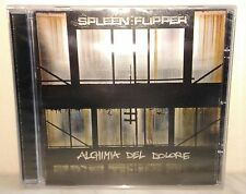 CD SPLEEN FLIPPER - ALCHIMIA DEL DOLORE - NUOVO