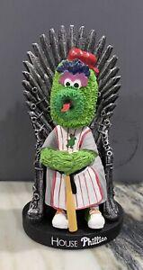 2018 Philadelphia Phillies Game of Thrones Phanatic Bobblehead w/ BONUS Item ! !