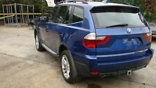 BMW X3 RIGHT FRONT SEATBELT, E83, 06/04-11/10