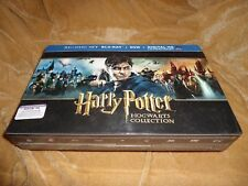 Harry Potter Hogwarts Collection (31 Disc Set Blu-ray + DVD)