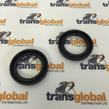 Land Rover Series 3 1980 Front Stub Axle Inner Oil Seal x2 - Bearmach - FRC3099