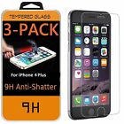 Premium Real Screen Protector Tempered Glass Protective Film For iPhone 6/6s Plu