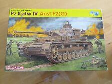 Dragon 6360, Pz.Kpfw, IV Ausf, F2 ( G ), 1:35 - Smart Kit