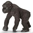 """*NEW* SCHLEICH 14663 Baby """"Silverback"""" Gorilla - RETIRED"""
