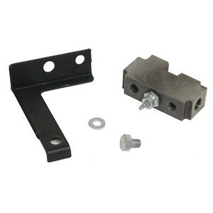 Summit Racing 760181-KIT Brake Proportioning Valve Cast Iron Natural Chevy Each