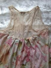 River Island Top - UK Size 10 - Lace Top Floaty Design Pretty Pastel Colours!✨