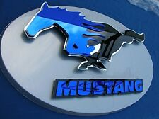 MUSTANG 3D CAR ART SIGN FORD display SHELBY ROUSH custom imports NEW SUPER turbo
