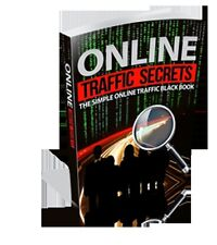 Simple Online Traffic Secrets Will Bring Floods Of Visitors To Your Website (CD)