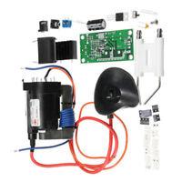 20kv High Voltage Generator Plasma Music Arc Speaker Tesla Coil DIY Kits12V BBC