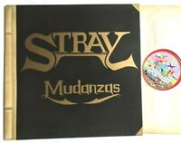 STRAY - Mudanzas 1973 Rock Vinyl LP Album - TRA 268 VG+/VG+