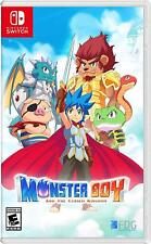 Monster Boy and The Cursed Kingdom Launch Edition Nintendo Switch PREORDER Dec 4