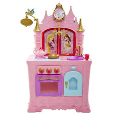 Disney Princess Deluxe Royal Kingdom Kitchen & Cafe Playset For Ages 3+