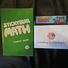 Vintage Apple II Games: StickyBear Math by Optimum Resource