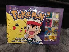 Pokemon Magic Cube And Adventure Book Golden Books Official Nintendo Classic