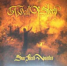 WALL OF SLEEP- Sun Faced Apostles CD doom killer with MOOD members ala TROUBLE