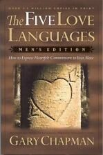 The Five Love Languages Men's Edition by Gary Chapman How to Express Heartfelt