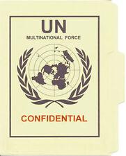 United Nations File Folder 5-Pack