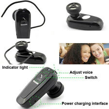 Hands-Free Bluetooth V2.1+EDR Earphone Headset w/ Mic Universal For Cell Phone