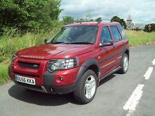 2006 Land Rover Freelander 2.0TD4 Auto Freestyle 4 x 4 5 Door Estate