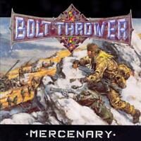 BOLT THROWER - MERCENARY NEW CD