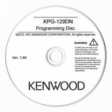 Original Kenwood Programming Software KPG-129DN v1.60 for NXR710 & 810 Repeaters
