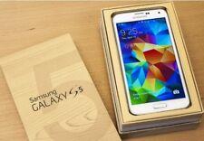 New Samsung Galaxy S5 G900V 16GB GSM Factory Unlocked Unlocked (White)