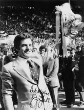 West Ham United FC 1980 FA Cup Final John Lyall Signed Reprint A4 Print