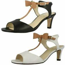 Ladies Van Dal Elegant Heeled Sandal 'Bow'