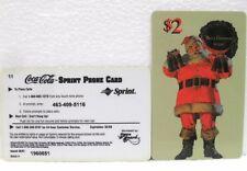 Coca-Cola - SCORE BOARD-SPRINT PHONE CARD n° 16 - sc. 02-98-scheda telefonica