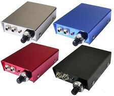 Tattoo Power Supply Mini - UK Power Pack - Red, Blue, Silver or Black