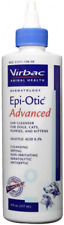 Virbac Epi-Otic Advanced Ear Cleanser For Dogs and Cats (All Sizes) 8 oz