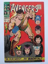 Avengers # 38 us Marvel 1967 VFN -