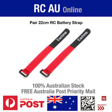 Pair 22cm RC LiPo Battery Straps - Aust Post Priority Shipping