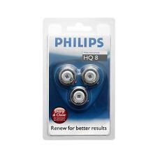 Philips Hq8 cabezales de recambio hoja HQ 8 Philishave