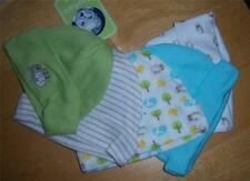 New Gerber Boy's 5 Pack Hats, Baby Shower, 0-6 Months