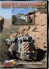 Jake's Railroad - The Copper Basin Railway DVD NEW