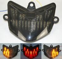 Tail Brake Turn Signals Blinker Light Smoke 2004-2005 KAWASAKI Ninja ZX10 ZX 10R
