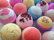 3 x Extra Large Assorted Bath Bombs