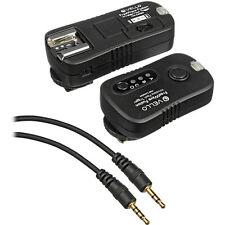 Vello FreeWave Fusion Wireless Flash Trigger & Remote Control (Panasonic/Canon)
