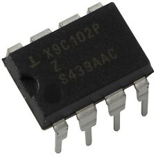 Intersil x9c102pz potenziometro 1k Lin? xdcp ™ digitally controlled dip-8 856701